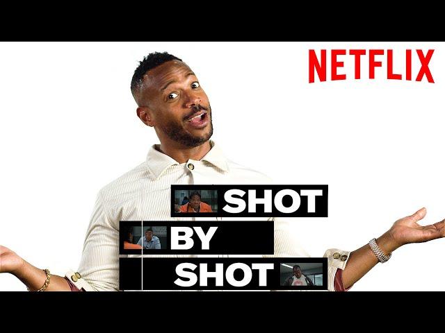 Marlon Wayans Breaks Down Sextuplets Jail Scene   Shot by Shot   Netflix