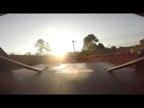 East Lincoln Speedway 7-13-19 Stock 4 Rear Cam Heat Race Alexus Motes