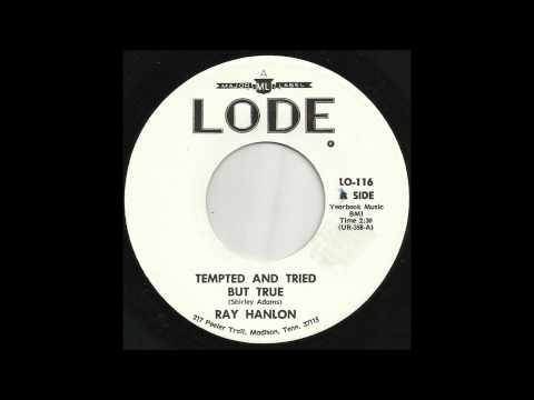 Ray Hanlon - Tempted And Tried But True