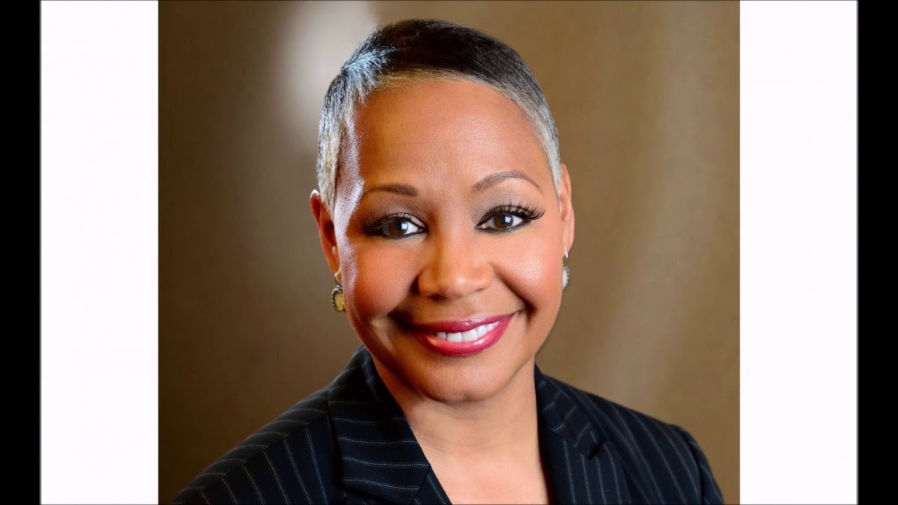 Time's Up President Lisa Borders Resigns