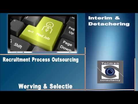 Tolman Consultancy   Interim Management   Recruitment Process Outsourcing   Detachering