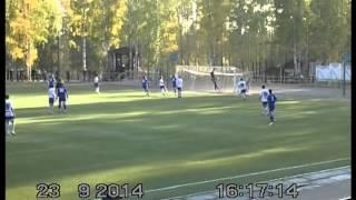 Динамо Киров 0-1 КАМАЗ: Победный гол Романа Акбашева
