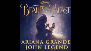 Gambar cover Beauty And The Beast - Ariana Grande & John Legend (audio 2017)
