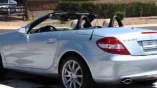 2008 Mercedes-Benz SLK-Class SLK350 Convertible - Phoenix, AZ