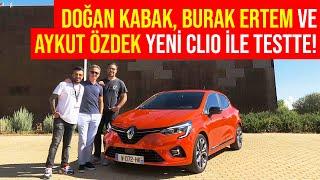 Gambar cover Doğan Kabak, Burak Ertem ve Aykut Özdek ile Yeni Renault CLIO | Lansman