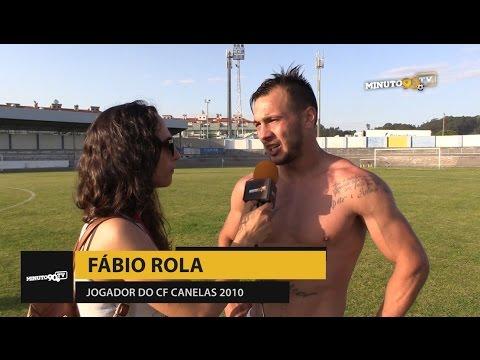 FLASH INTERVIEW - FÁBIO ROLA (Canelas 2010) - CAMPEÕES!
