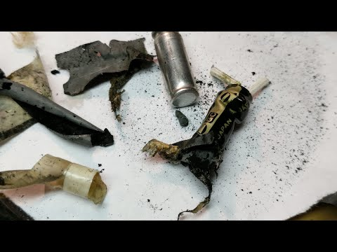 Ceramic, Electrolytic, and Super Capacitors: How they Work and Why They Blow Up