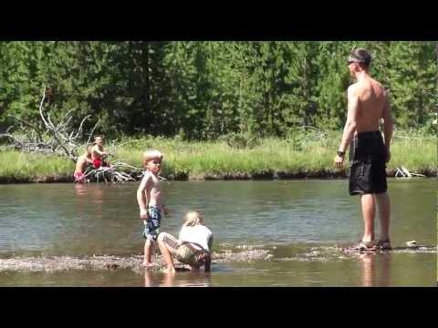 Yellowstone National Park --- Fly Fishing