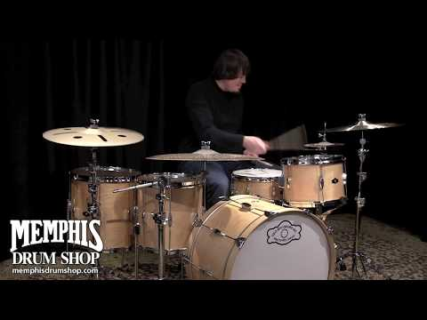 George H. Way Traditional Birch Drum Set 24/13/14/16