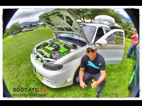 Ecuador Tuning Cars Presenta Loja Autos Tuning Show | Bootate TV