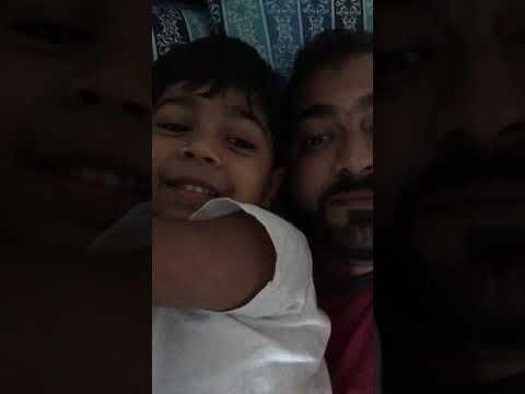 Shah Abbas sending a message to Raza Ali bhai 11-2017