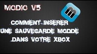 [Tuto] Comment mettre une Sauvegarde moddé pour vos jeux 360 avec Modio 5