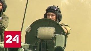 ''Старатель'': ''Терминатор'', танки-ветераны и современные машины