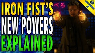 Iron Fist's New Powers and Season 2 Ending Explained