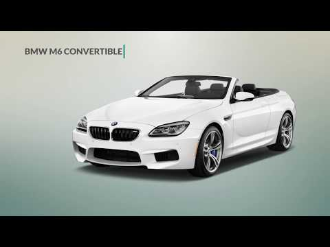 2018 BMW M6 Convertible Video Review