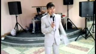 Разминка перед свадьбой Сергея Илларионова.