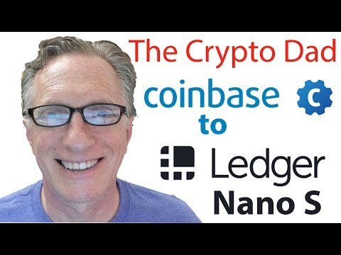 How to Keep Your Bitcoin Safe: Move from Coinbase to offline Storage on Ledger Nano S