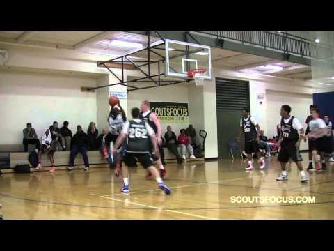 "Team6 #231 Jaden Durr 6'0"" 160 2014 Solon High School IA"