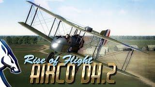 Rise of Flight: Airco DH.2