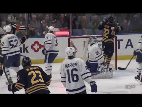 20161103 Game in Six Toronto Maple Leafs - Buffalo Sabres