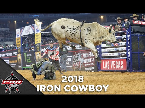 FULL SHOW: 2018 Iron Cowboy | Arlington, TX