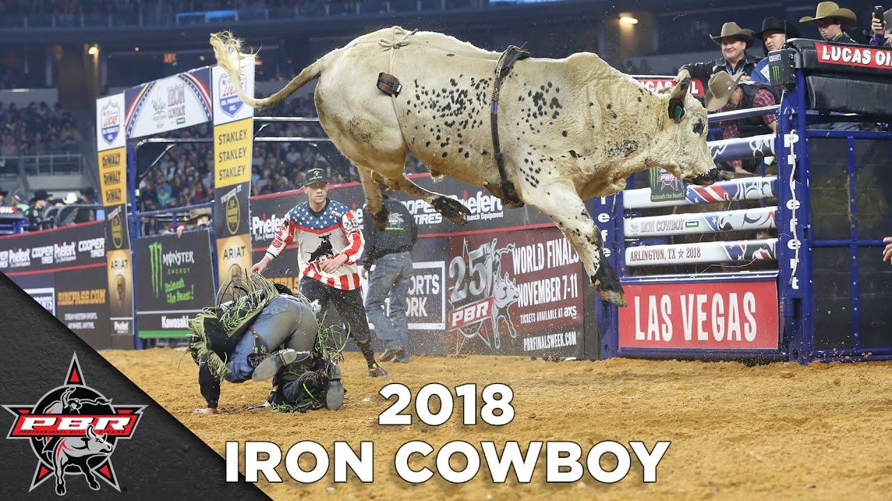 Download FULL SHOW: 2018 Iron Cowboy   Arlington, TX