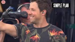 Simple Plan - Shut Up Live at Rock Am Ring Festival 2017