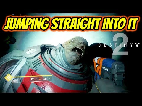 Destiny 2 | Episode 2 - Jumping Straight Into It