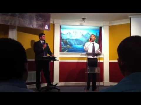 Dr. Mark Amin Preaching Part 2