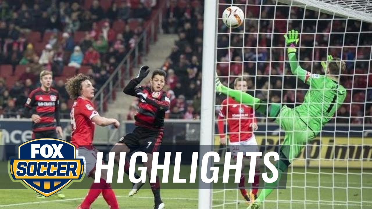 Bayer Leverkusen Vs Mainz