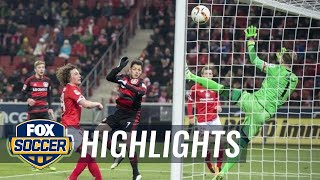 Video Gol Pertandingan Mainz FC vs Bayer Leverkusen