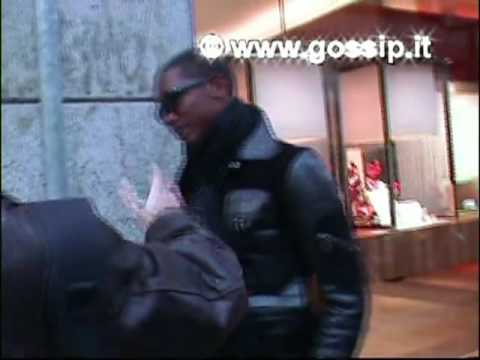 Shopping Samuel Eto'o