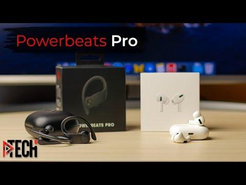 Powerbeats Pro Vs AirPods Pro - что выбрать? Полный обзор и опыт использования Beats Powerbeats Pro