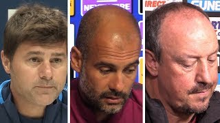 Premier League Managers Show Support For Barcelona