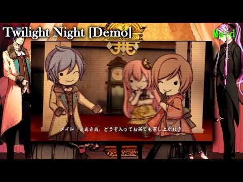 【Kathy-chan♫】 Twilight ∞ Night 『Demo English DUB』