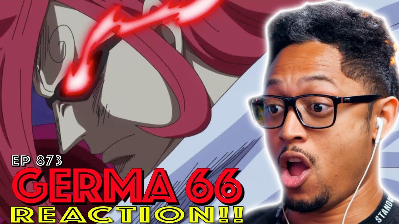 Germa 66 for the Rescue! One Piece Episode 873 Reaction ...