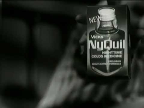 NYQUIL BLUES  by Laurie Waddy Mitchell
