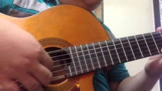 Phượng hồng - solo guitar - Mèo Ú