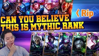 WOW SABER VS VENOM SQUAD in Mythic rank