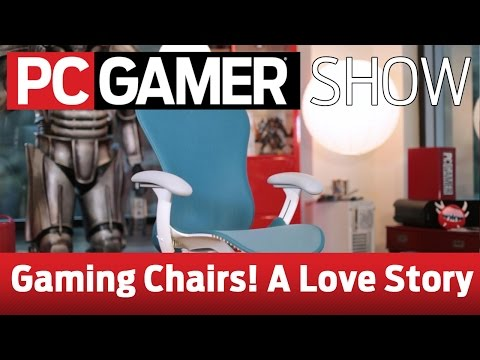 PC Gamer Show: Guide to gaming chairs