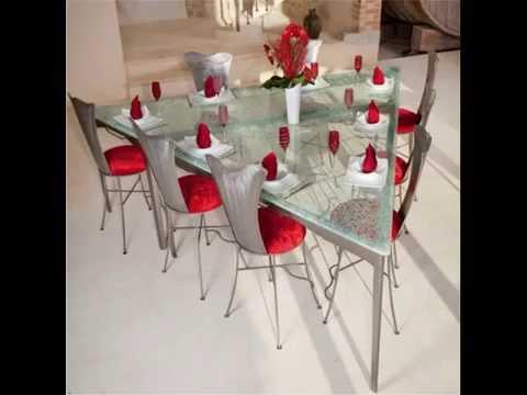 Table De Salle  Manger Design  Youtube