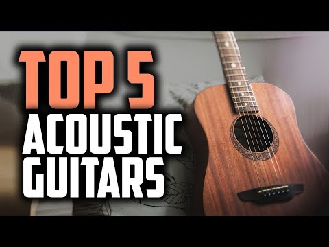 best-acoustic-guitar-in-2019-|-5-great-options-for-beginners-&-professionals