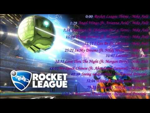 All Rocket League Soundtracks [FULL] (Jan. 2016)
