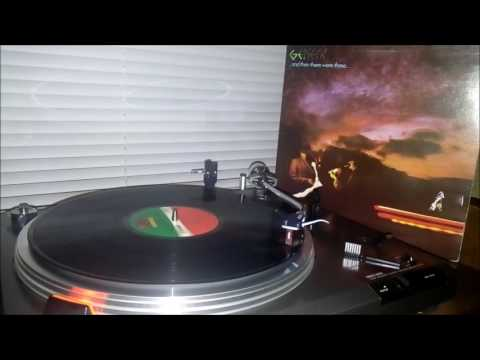 """Genesis """"Down And Out"""" from And Then There Were Three on Vinyl"""