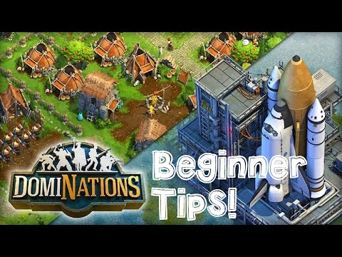 DomiNations Android/iOS Game Beginner Guide And Tips: Hunting, Town, Barracks, Soldier, Upgrades!