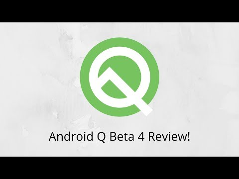 Android Q Beta 4 Overview! thumbnail