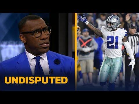 Cowboys should 'absolutely' make Ezekiel Elliott the highest-paid RB — Shannon | NFL | UNDISPUTED