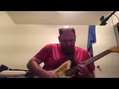 Steve Vai Tender Surrender Improv Cover By Jeremy Thorp