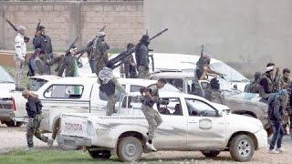شاهد.. الفصائل المقاتلة تسيطر على أكثر من 30 موقعا عسكريا لنظام الأسد في منطقة حرستا بريف دمشق