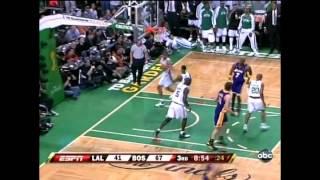 2008 NBA Finals - Game 6 - Los Angeles Lakers  VS Boston Celtics